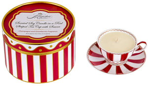 champagne and strawberries soy candle -alwaysspecialgifts.com