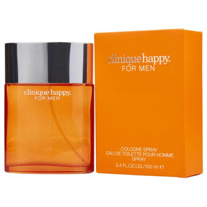 clinique happy for men eau de toilette  3.4oz 100ml -alwaysspecial