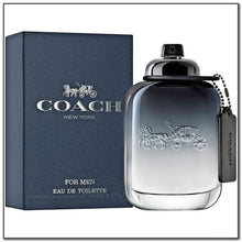 Load image into Gallery viewer, coach new york for men eau de toilette 3.3oz 100ml alwaysspecialgifts.com