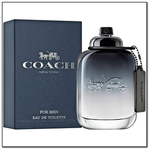 coach new york for men eau de toilette 3.3oz 100ml alwaysspecialgifts.com