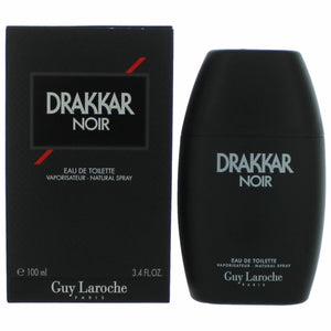 drakkar noir guy laroche eau de toilette for men 3.4oz 100ml-alwaysspecialgifts.com