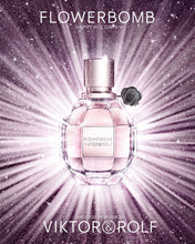 Load image into Gallery viewer, flowerbomb by viktor&rolf eau de parfum 3.4oz 100ml -alwaysspecialgifts.com
