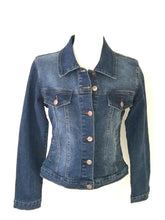Load image into Gallery viewer, frida kahlo denim jacket vintage p - alwaysspecialgifts.com