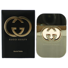 Load image into Gallery viewer, gucci guilty  eau de toilette 2.5oz 75ml -alwaysspecialgifts.com