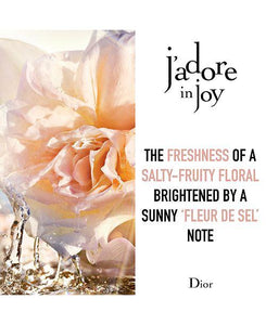J'adore in Joy Eau de Parfum 3.4oz 100ml -alwaysspecialgifts.com