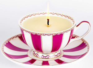 japanese honeysuckle fragrance soy candle - alwaysspecialgifts.com