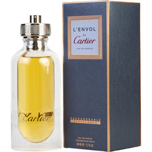 Load image into Gallery viewer, L'ENVOL de   Cartier Eau  de Parfum  Refillable   3.3oz   100ml.