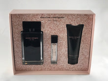 Load image into Gallery viewer, narciso rodriguez for her gift set 3pcs eau de toilette 3.3oz 100ml