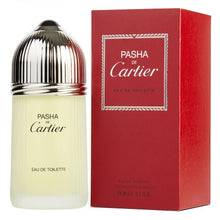 Load image into Gallery viewer, pasha de cartier eau de toilette 3.3oz 100ml-alwaysspecialgifts.com