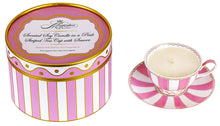 Load image into Gallery viewer, peach & white tea fragrance soy candle -alwaysspecialgifts.com
