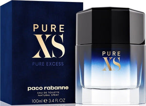 pure xs pure excess eau de toilette 3.4oz 100ml-alwaysspecailgifts.com