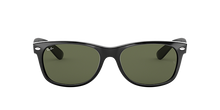 Load image into Gallery viewer, Ray Ban wayfarer Polarized Blk.