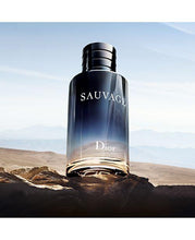 Load image into Gallery viewer, sauvage dior eau de toilette 3.4oz 100ml-alwaysspecailgifts.com