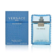 Load image into Gallery viewer, versace man eau fraiche de toilette 3.4oz 100ml-alwaysspecialgifts.com