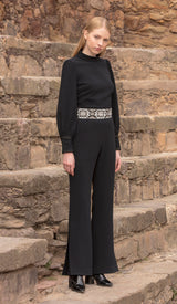 Beaded Celsa Pant