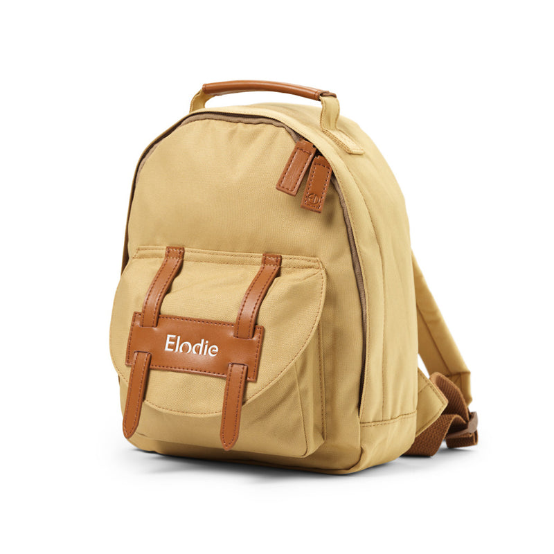 ELODIE DETAILS GOLD BACKPACK MINI