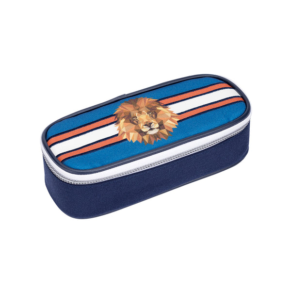 JEUNE PREMIER PENCIL CASE LION HEAD