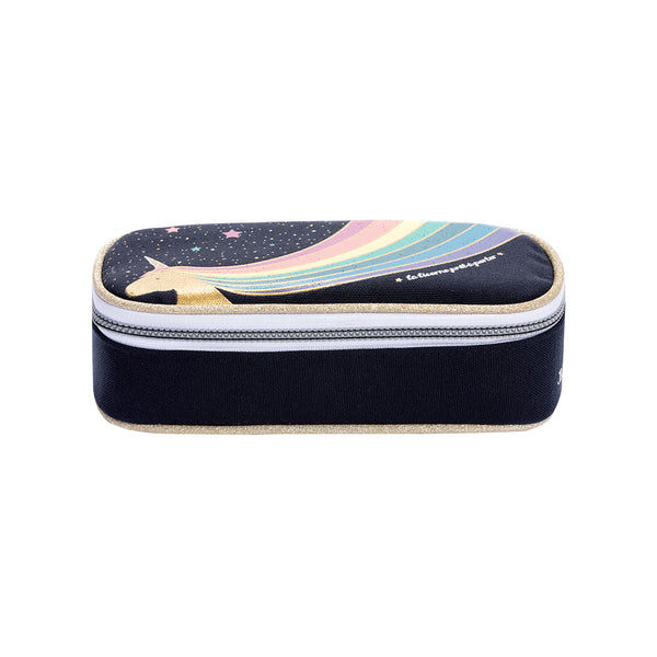 JEUNE PREMIER PENCIL CASE UNICORN GOLD