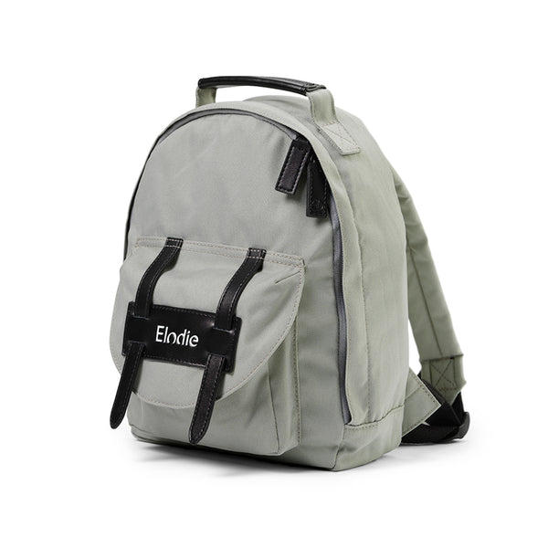 ELODIE DETAILS MINERAL GREEN BACKPACK MINI