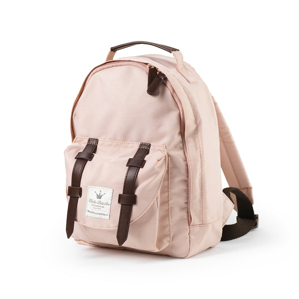 ELODIE DETAILS POWDER PINK BACKPACK MINI