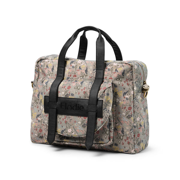 ELODIE DETAILS VINTAGE FLOWER CHANGING BAG