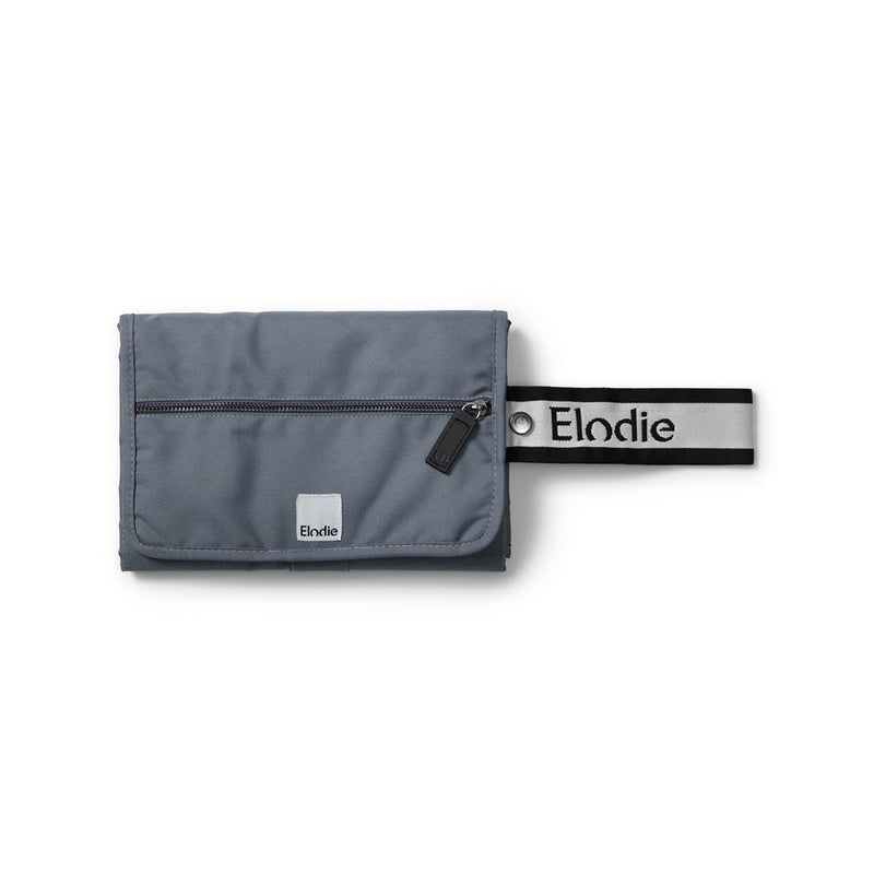 ELODIE DETAILS TENDER BLUE PORTABLE CHANGING PAD