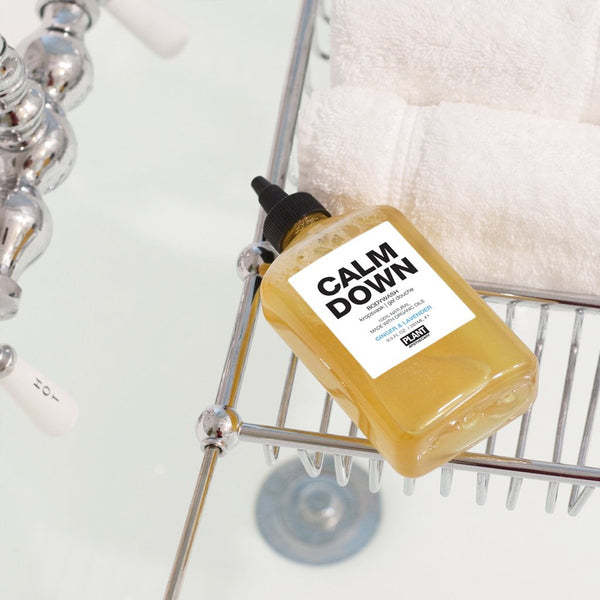 PLANT Apothecary Calm Down oganic body wash