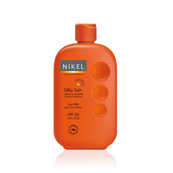 NiKEL Silky Sun Sun Milk with Cocoa Butter