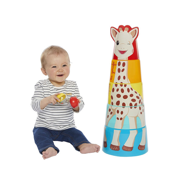 SOPHIE LA GIRAFE FRESH TOUCH GIANT TOWER