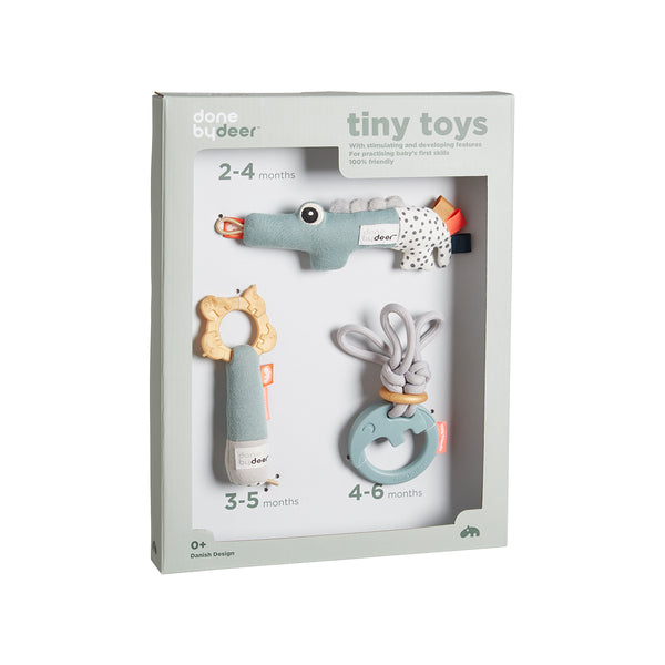 DONE BY DEER TINY ACTIVITY TOYS SET