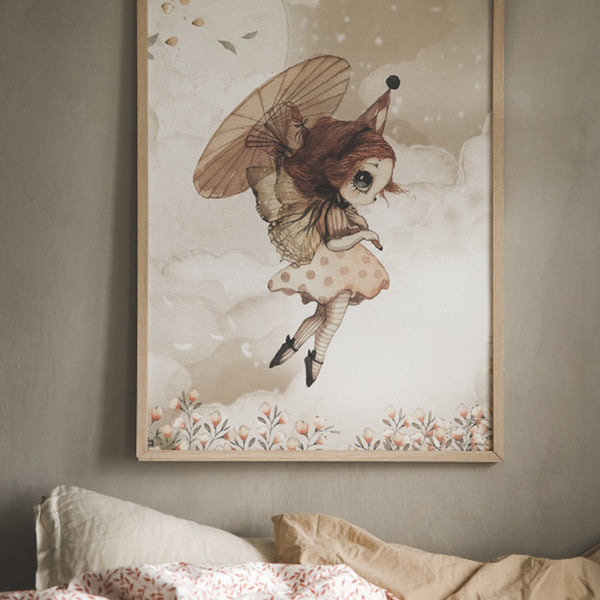 MRS MIGHETTO POSTER 50X70 MY UMBRELLA
