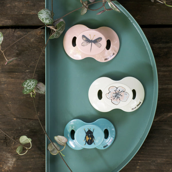 ELODIE DETAILS EMBEDDING BLOOM PACIFIER