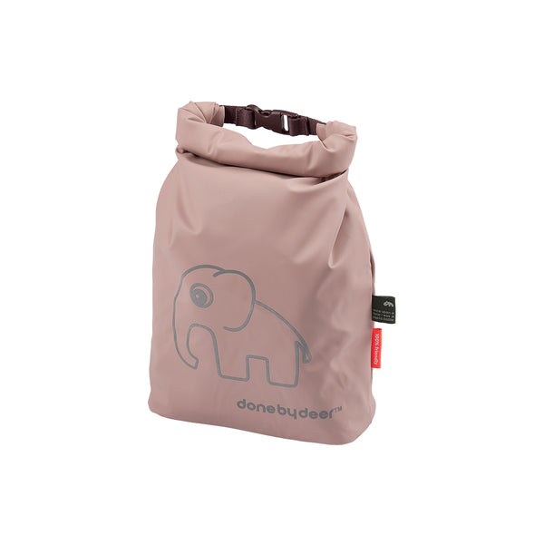 DONE BY DEER ROLL-TOP STORAGE BAG ELPHEE, POWDER
