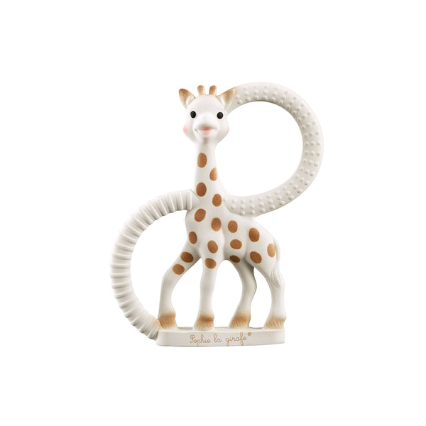 SOPHIE LA GIRAFE SO'PURE SOFT TEETHING RING