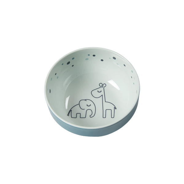 DONE BY DEER DREAMY DOTS YUMMY MINI BOWL, BLUE
