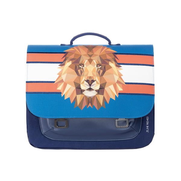 JEUNE PREMIER IT BAG MIDI LION HEAD