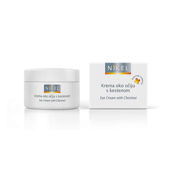 NiKEL Eye Cream with Chestnut