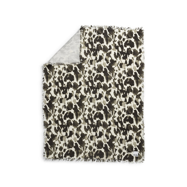 ELODIE DETAILS WILD PARIS SOFT COTTON BLANKET