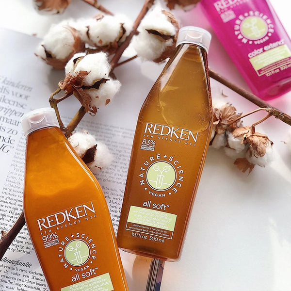 Redken Nature + Science All Soft Shampoo