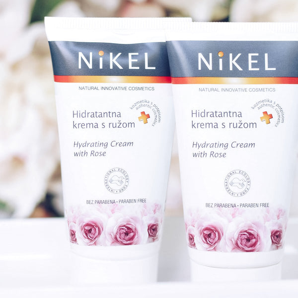 NiKEL Hydrating Cream with Rose