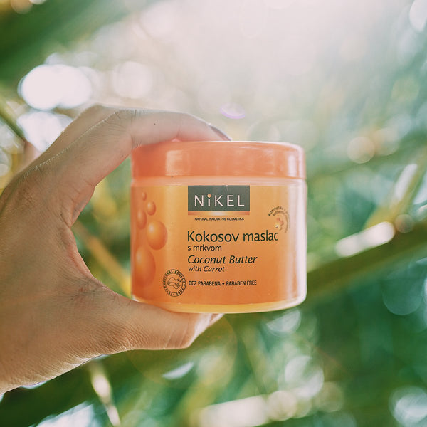NiKEL Coconut Butter with Carrot