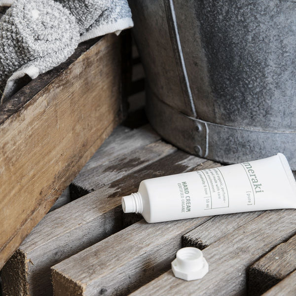 Meraki Hand Cream, Pure