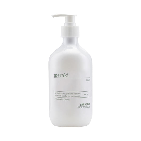 Meraki Hand Soap, Pure