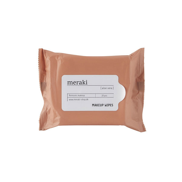 Meraki Makeup Removing Wipes