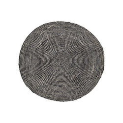 House Doctor Rug, structure, back/grey