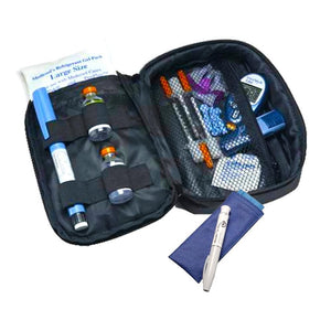Daily Diabetic Organizer®+Poucho® Single Pen Bundle