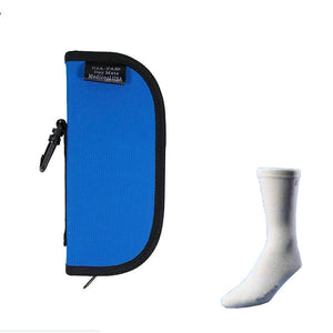 Dia-Pak® Daymate Blue Insulin Carrying Case and Euro Comfort Sock
