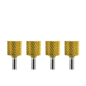 Gold Carbide Backfill Bits -CC6- 4 Pack