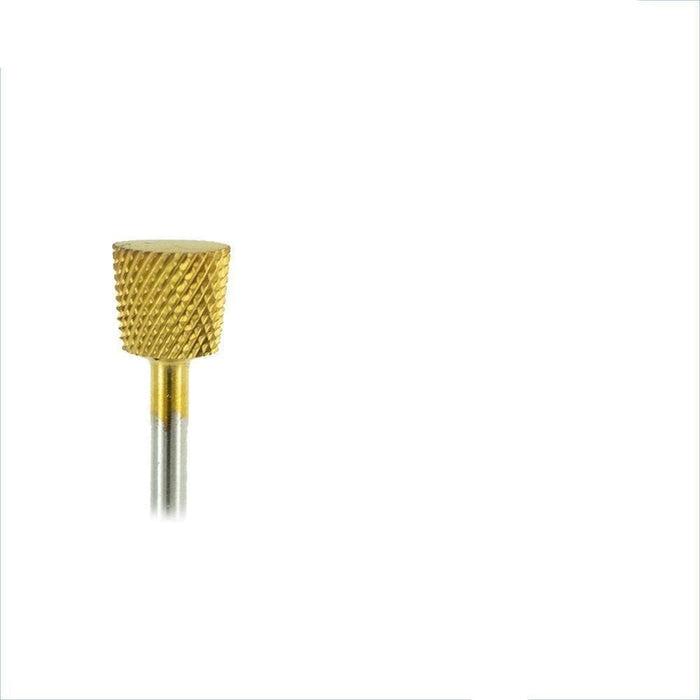 Gold Carbide Inverted Backfill Bits for Nails