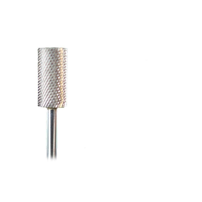 Silver Carbide Large Two-Way Barrel Burrs for Podiatry
